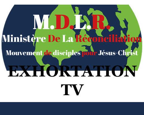 LE VRAI SOLDAT DE DIEU – PASTEUR SERGE – EXHORTATION TV