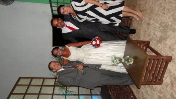 Casamento da Pastora Naurilene realizada pelo Ministro Luzz Adonnay 6