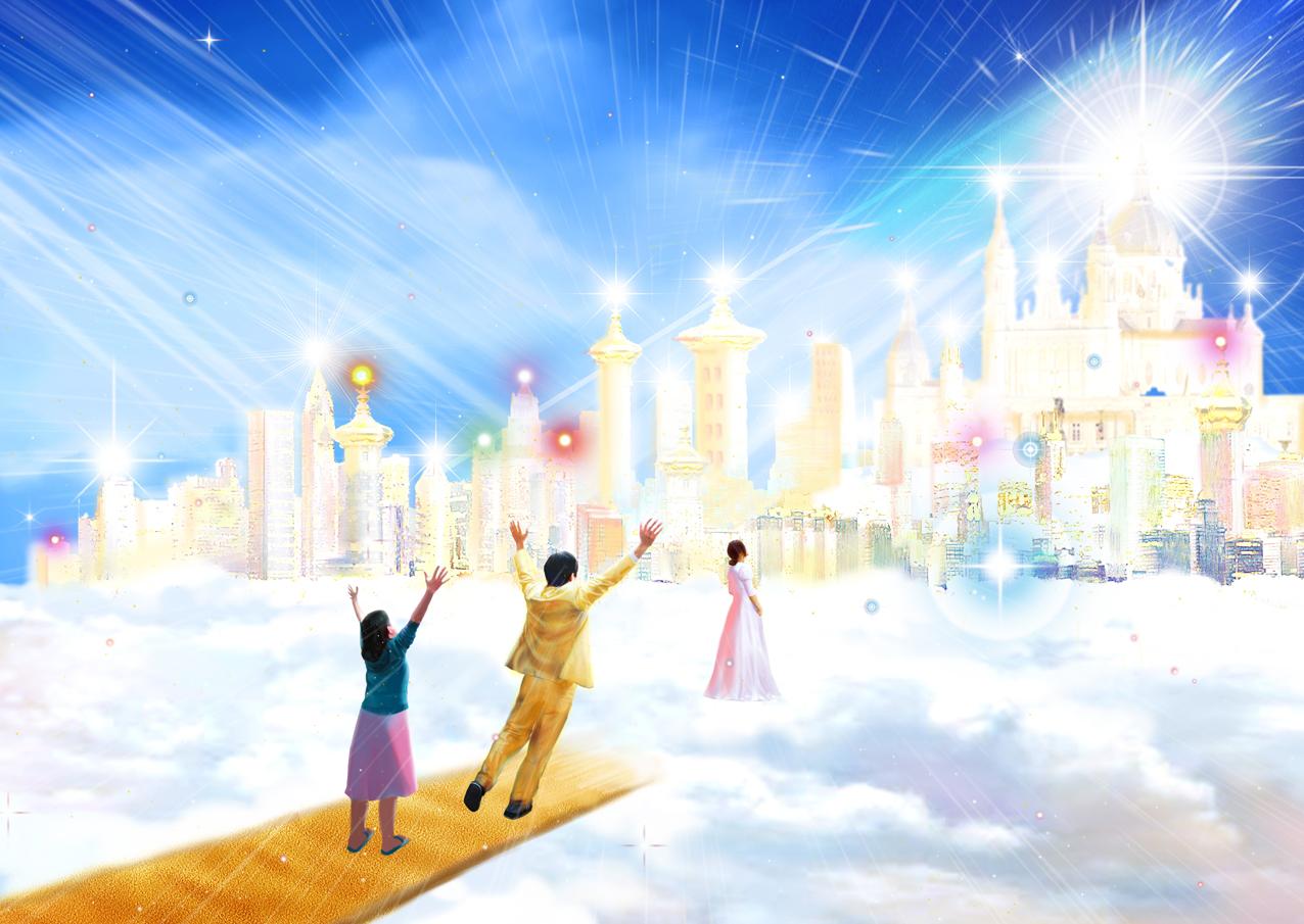 La Biblia para niños – El cielo, el hogar hermoso de Dios ...