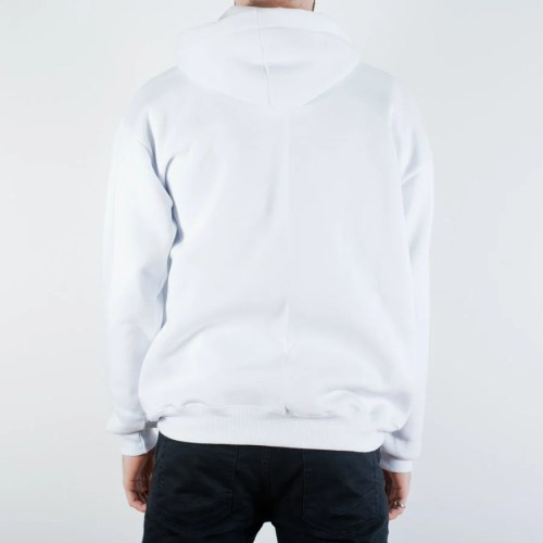 MOC ROLLINS HOODIE WHITE