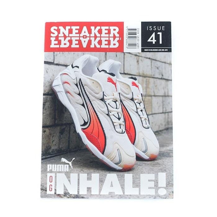 SNEAKER FREAKER ISSUE 41