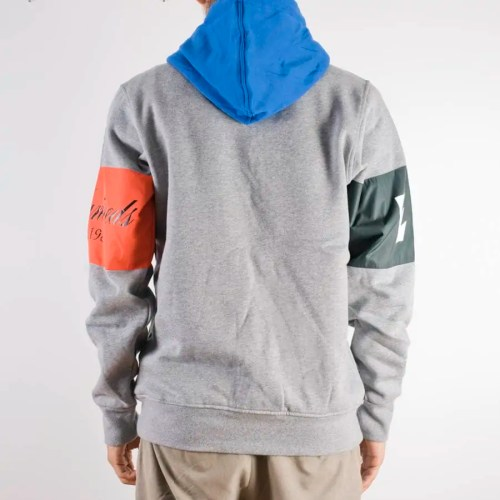 THE HUNDREDS MILLA PULLOVER HOODIE ATHLETIC HEATHER