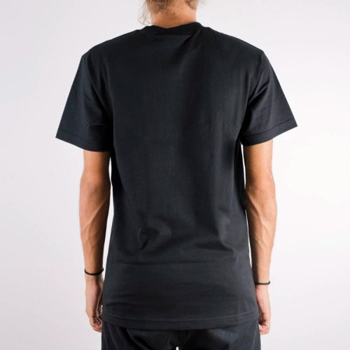 THE HUNDREDS CORNERS TEE BLACK
