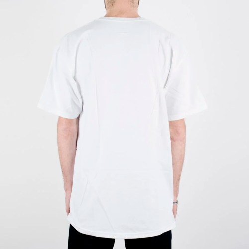 DIAMOND X CHEVELLE EMBLEM TEE WHITE