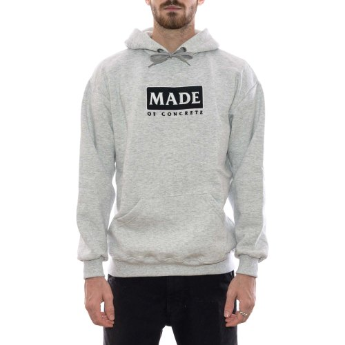 MOC ROLLINS HOODIE HEATHER GREY