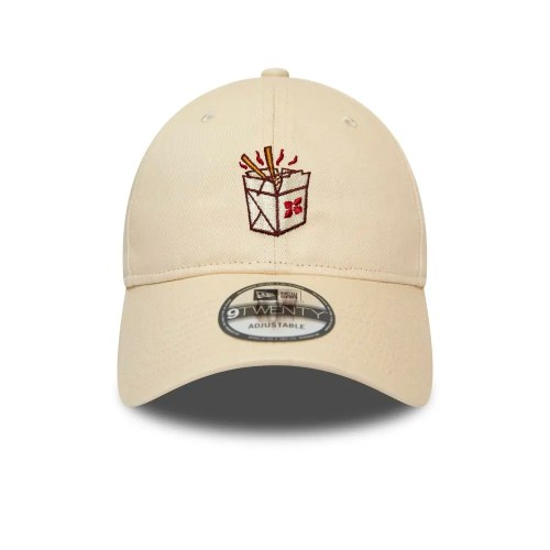 NEW ERA TAKEAWAY 9TWENTY CREAM CAP2