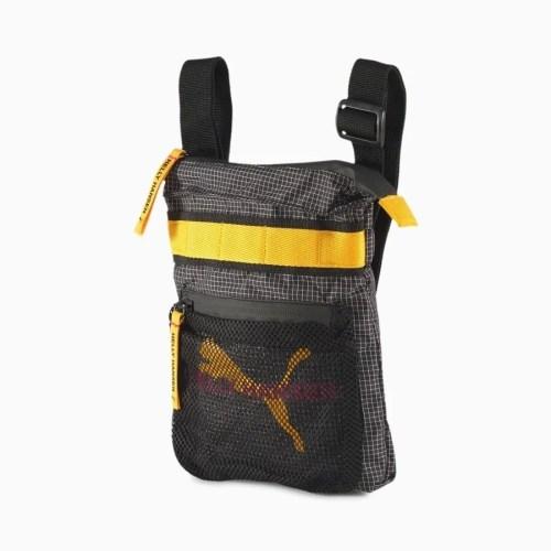 PUMA X HELLY HANSEN PORTABLE SHOULDER BAG BLACK