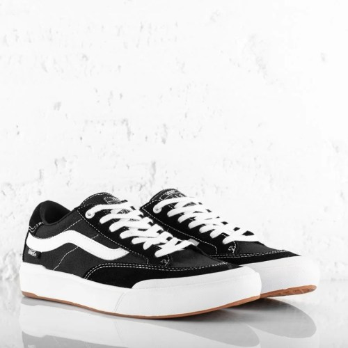 VANS BERLE PRO BLACK TRUE WHITE (3)