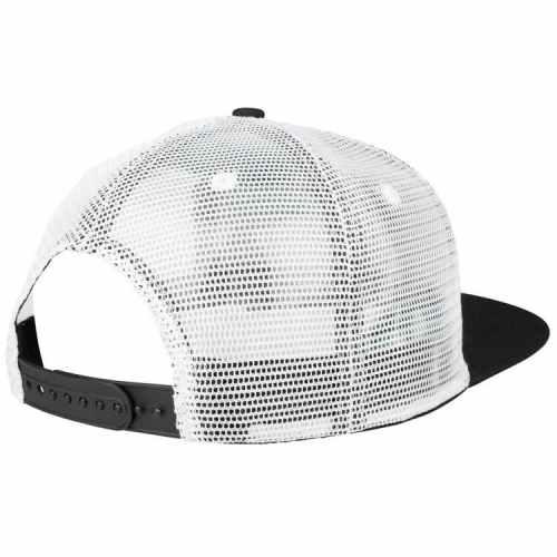 SANTA CRUZ MFG DOT CAP BLACK WHITE 2