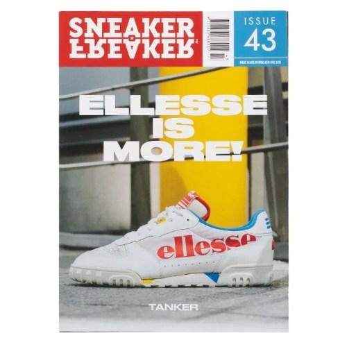 SNEAKER FREAKER ISSUE 43 2