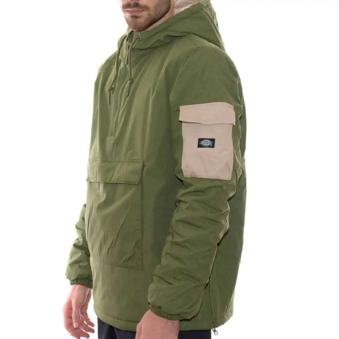 DICKIES PARKSVILLE ARMY GREEN 3