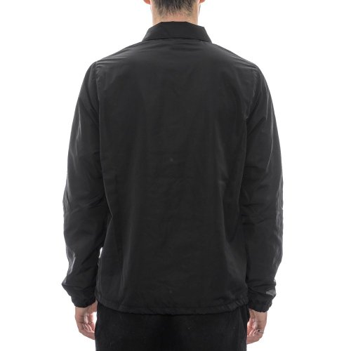 SCREW LOOSE FTP COACH JACKET BLACK 2