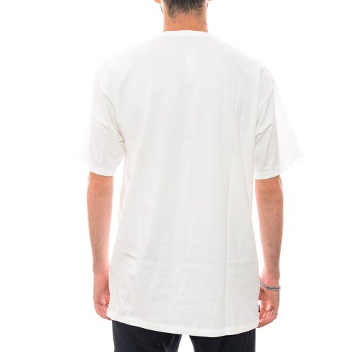VANS OFF THE WALL CLASSIC TEE WHITE 2