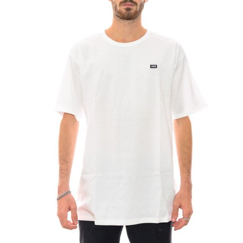 VANS OFF THE WALL CLASSIC TEE WHITE