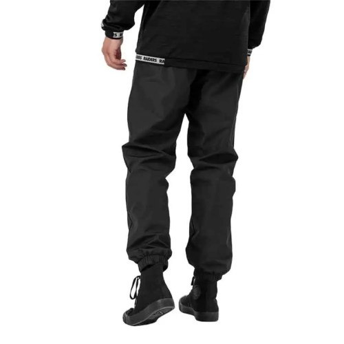 NEW ERA NFL WORDMARK JOGGER OAKLAND RAIDERS PANTS BLACK-2