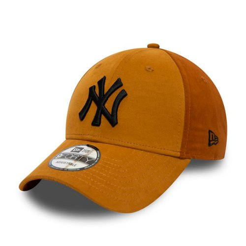 NEW ERA NEW YORK YANKEES MULTI POP PANEL 9FORTY CAP BROWN
