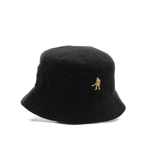 PASS~PORT INTER SOLID REVERSABLE BUCKET HAT MUSTARD