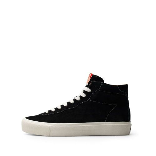 LAST RESORT AB VM001 SUEDE HI BLACK WHITE
