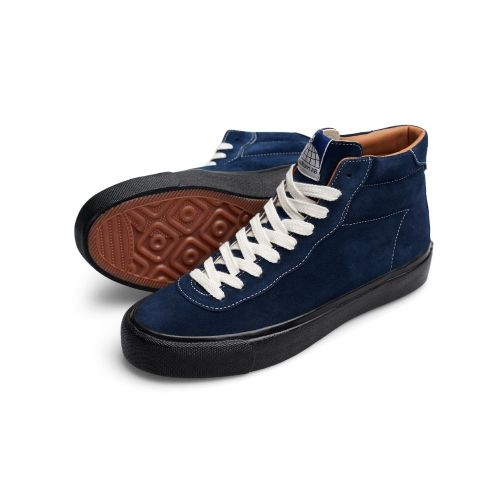 LAST RESORT AB VM001 SUEDE HI NAVY BLACK 2