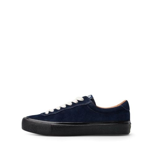LAST RESORT AB VM001 SUEDE NAVY BLACK