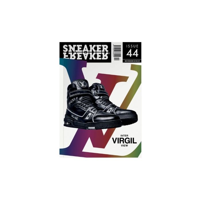 SNEAKER FREAKER ISSUE 4 MAGAZINE