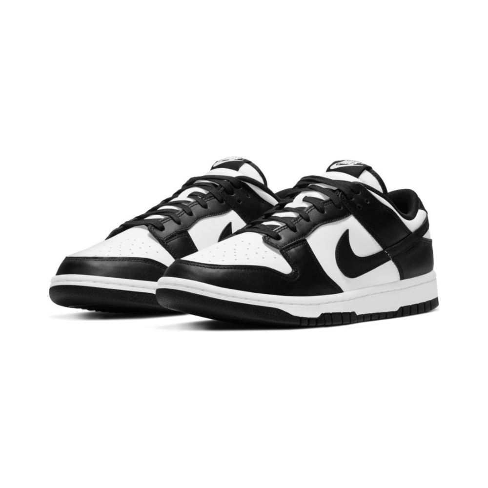 NIKE WMNS DUNK LOW WHITE BLACK PANDA 3