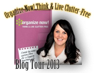Organize Now Blog Tour Badge 2