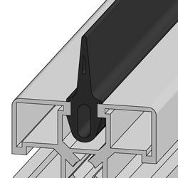 MiniTec TSlotted Aluminum Extrusions Modular Aluminum