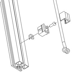 MiniTec T-Slotted Aluminum Extrusions. Modular Aluminum