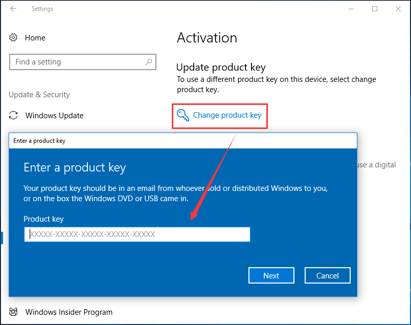 How to Upgrade Windows 10 Home to Pro without Losing Data Easily