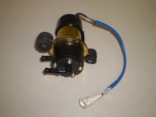 Wiring Electric Fuel Pump To Coil