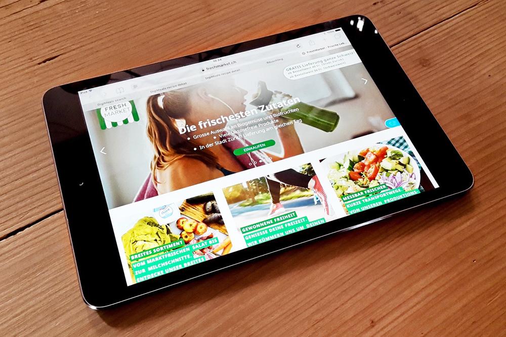 Mini & Stil, Mama Blog Schweiz, Rezept, Gemüsemuffins
