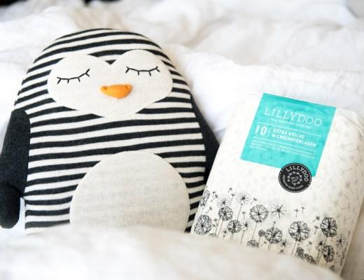 Mini & Stil, Mama Blog Schweiz, Familien Blog, Baby Blog, Lillydoo, Wickelunterlage, Windeln, Baby