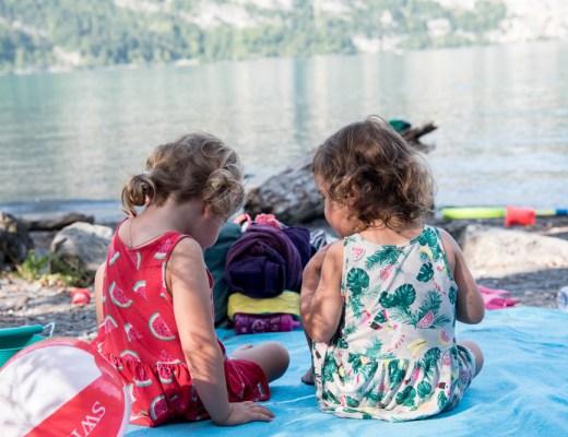 Mit Kindern unterwegs: Unser Ausflug an den Walensee