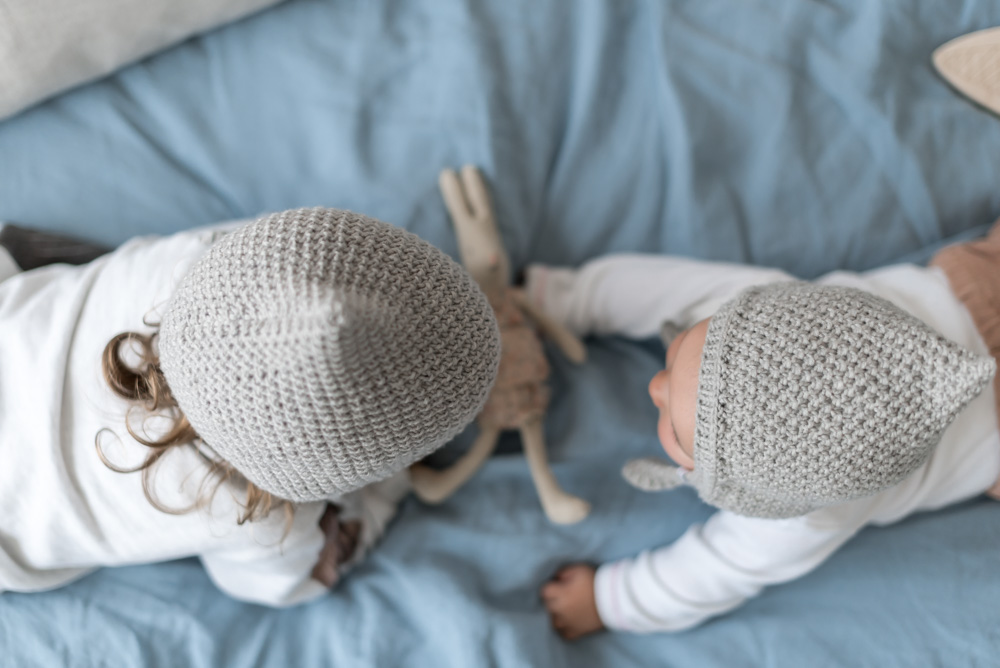 Märchenhafte Pixie Mützen für kalte Tage - Mini & Stil
