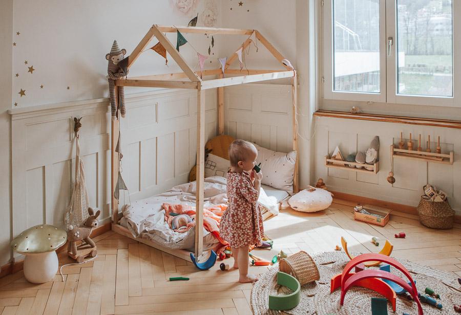 Kinderzimmer Im Boho Chic Stilmix Erwunscht Mini Stil