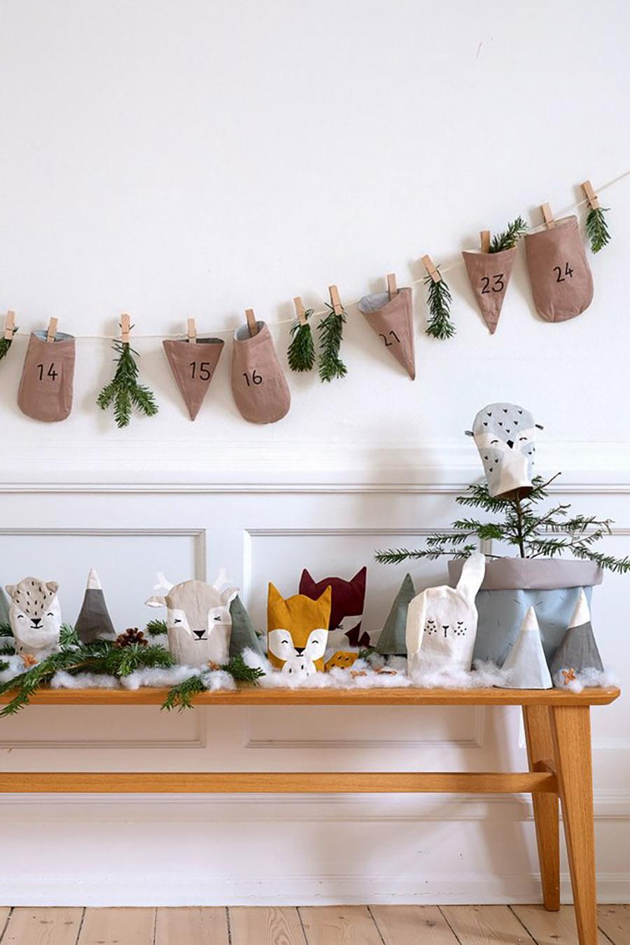 Adventskalender für Kinder füllen: 24 Geschenkideen #advent #adventskalender #weihnachtsgeschenke #geschenkefürkinder
