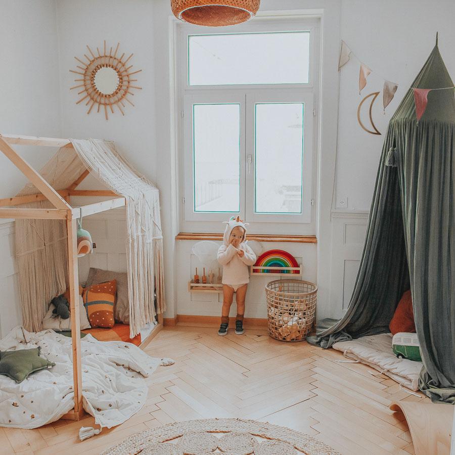 13 Kinderzimmer auf Instagram, die wir ganz besonders mögen #kinderzimmer #kinderzimmerdeko #kidsroom #kidsroomstyling