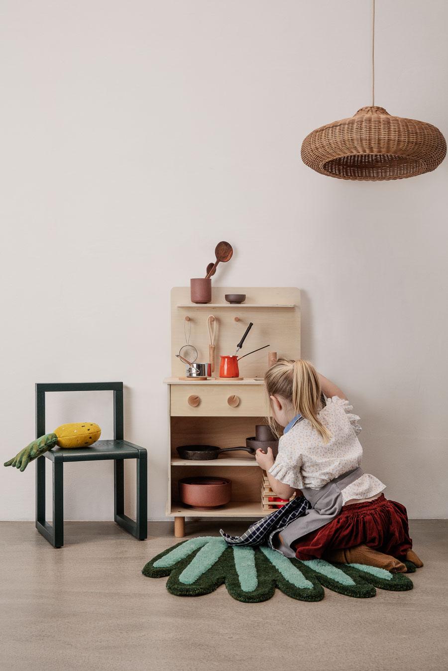 Kinderzimmer einrichten mit der wunderschönen neuen Kollektion von Ferm Living 2019 #kinderzimmer #kidsroom #fermliving