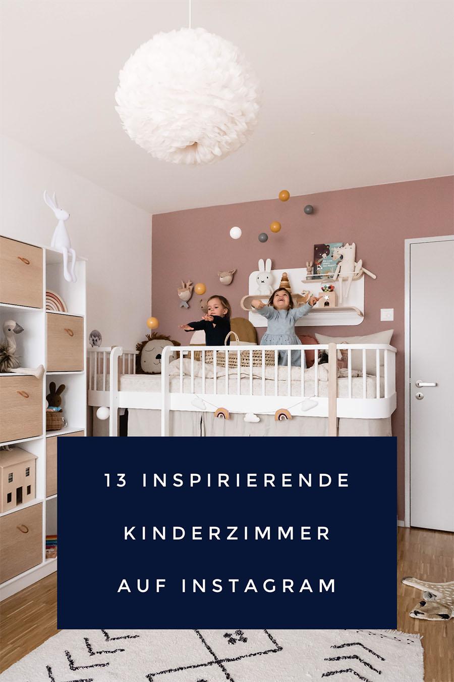 13 Kinderzimmer auf Instagram, die uns besonders inspirieren #kinderzimmer #kinderzimmerdeko #kidsroom #kidsroomstyling