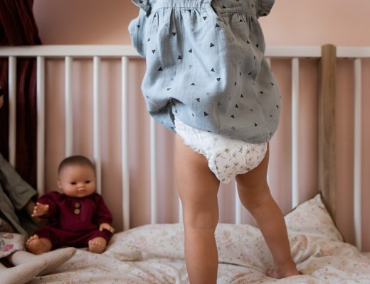 Höschenwindeln und neue Pflegeprodukte von Lillydoo für Babys und Kleinkinder #lillydoo #windeln