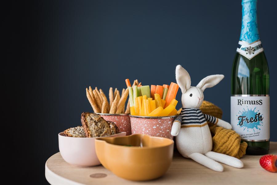 Einfache Snack Ideen für Kinder