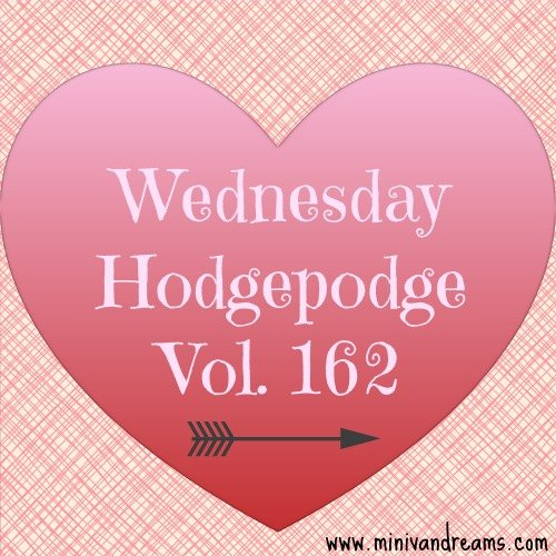 wednesday hodgepodge vol. 162 via mini van dreams