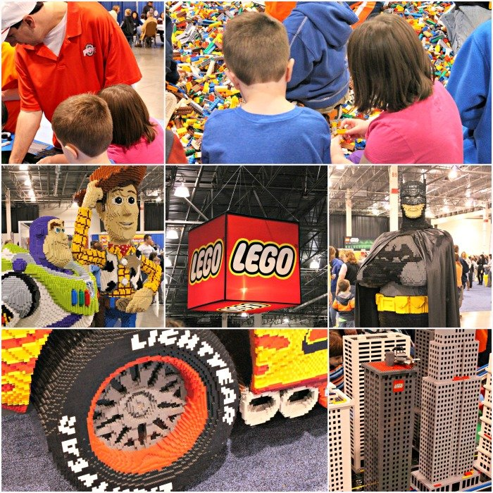 LEGO KidsFest Review via Mini Van Dreams #prfriendly #reviews #LEGOkidsfest