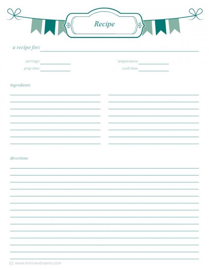 binder series recipes mini van dreams mealplanning recipes