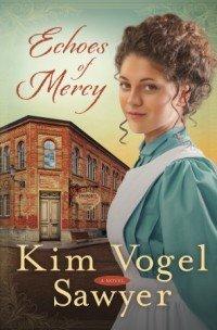 Echoes of Mercy by Kim Vogel Sawyer   Mini Van Dreams #review #bookreview #prfriendly