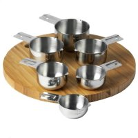 KitchenMade Stainless Steel Measuring Cups