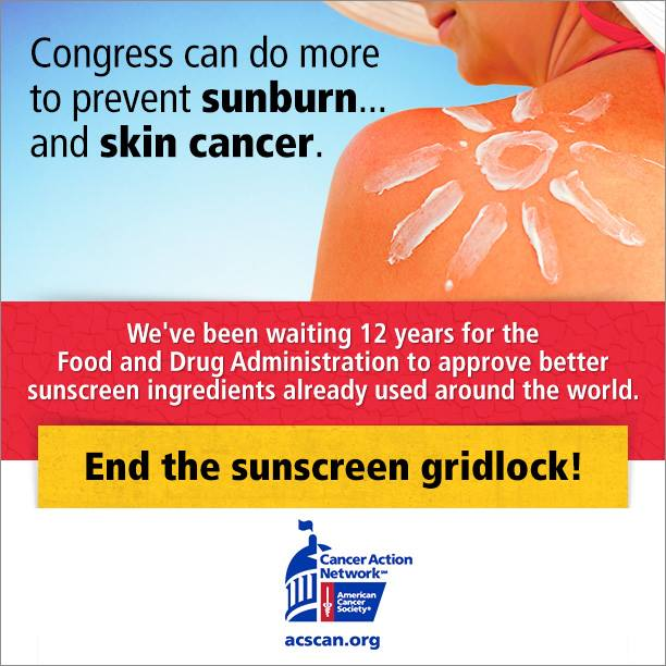 Call to Action:  Preventing Skin Cancer | Mini Van Dreams #socialgood #cancer #americancancersociety