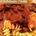 Enchilada Pasta Bowl | Mini Van Dreams