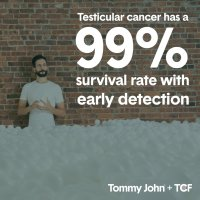 Kick Your Man in the Pants About Testicular Cancer